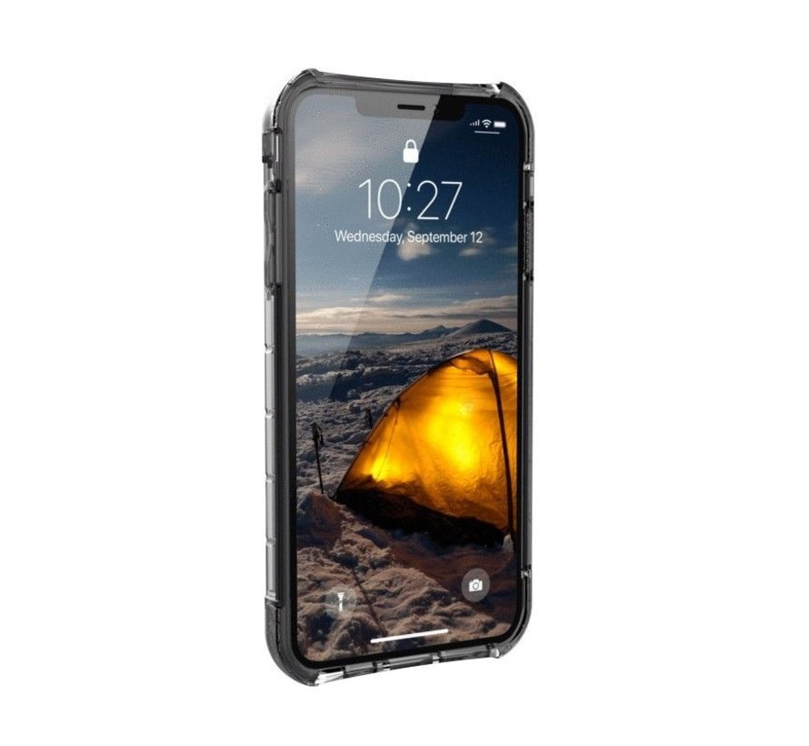 UAG Hardcase Plyo Ice Clear iPhone Xs Max Transparant