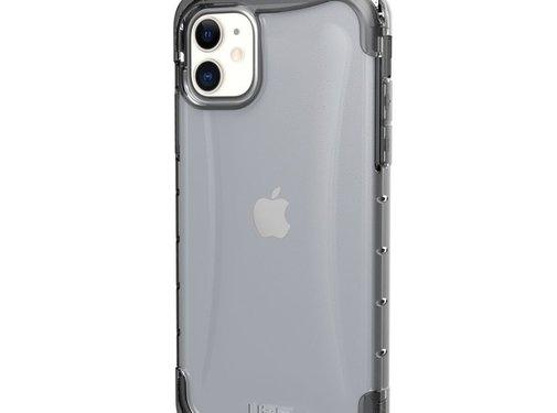 UAG UAG Hardcase Plyo Ice Clear iPhone 11 Transparant