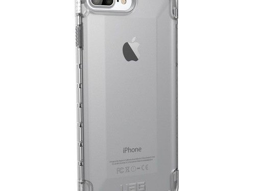 UAG UAG Hardcase Plyo Ice Clear iPhone 6/6s/7/8 Plus Transparant