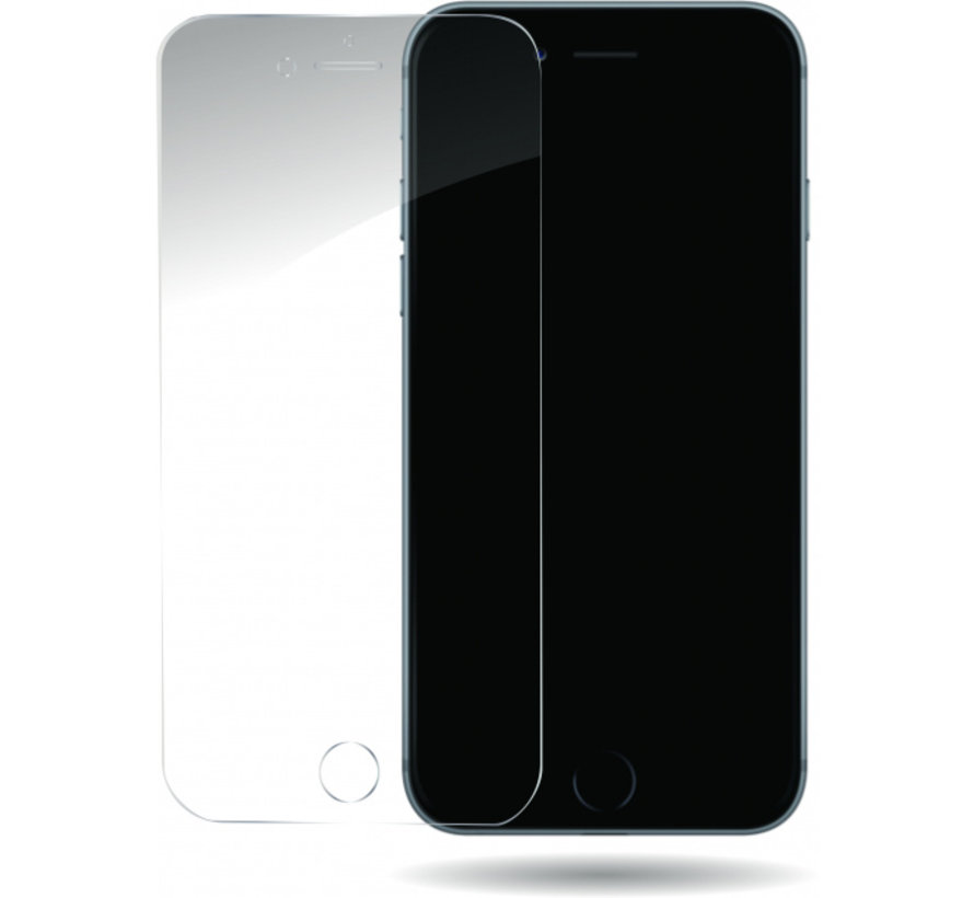 Mobilize Screenprotector iPhone 6/6s Glas