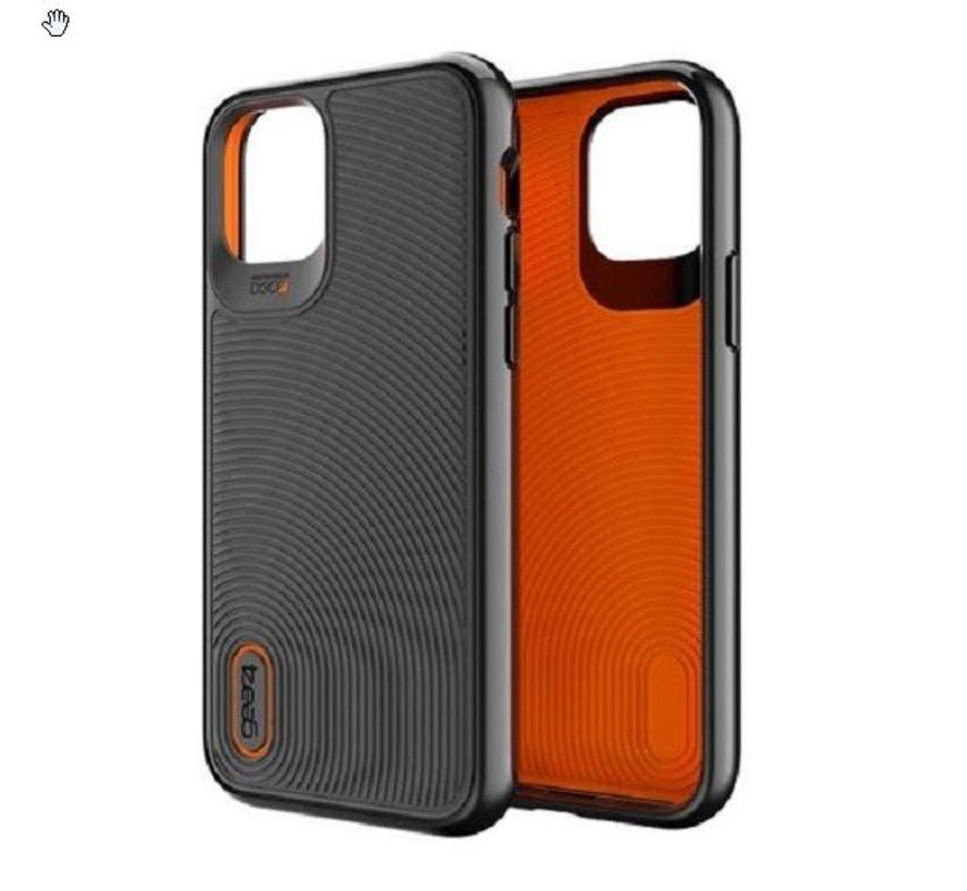 Gear4 D3O Battersea Black/Orange iPhone 11