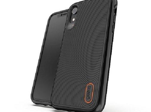 Gear4 Gear4 D3O Battersea Black/Orange iPhone XR