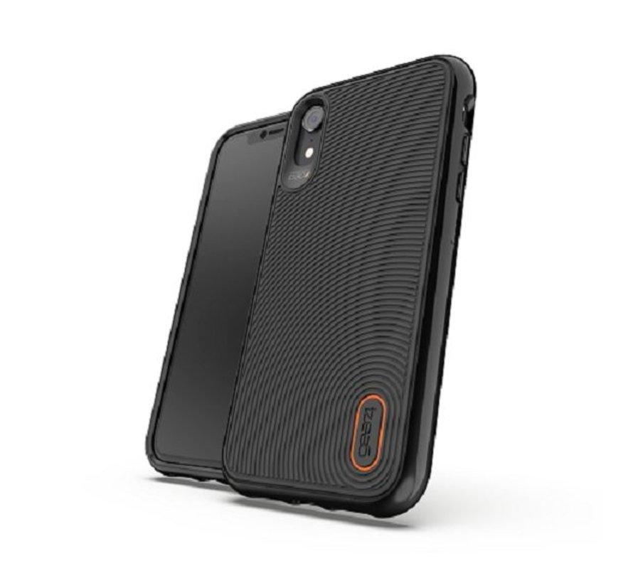 Gear4 D3O Battersea Black/Orange iPhone XR