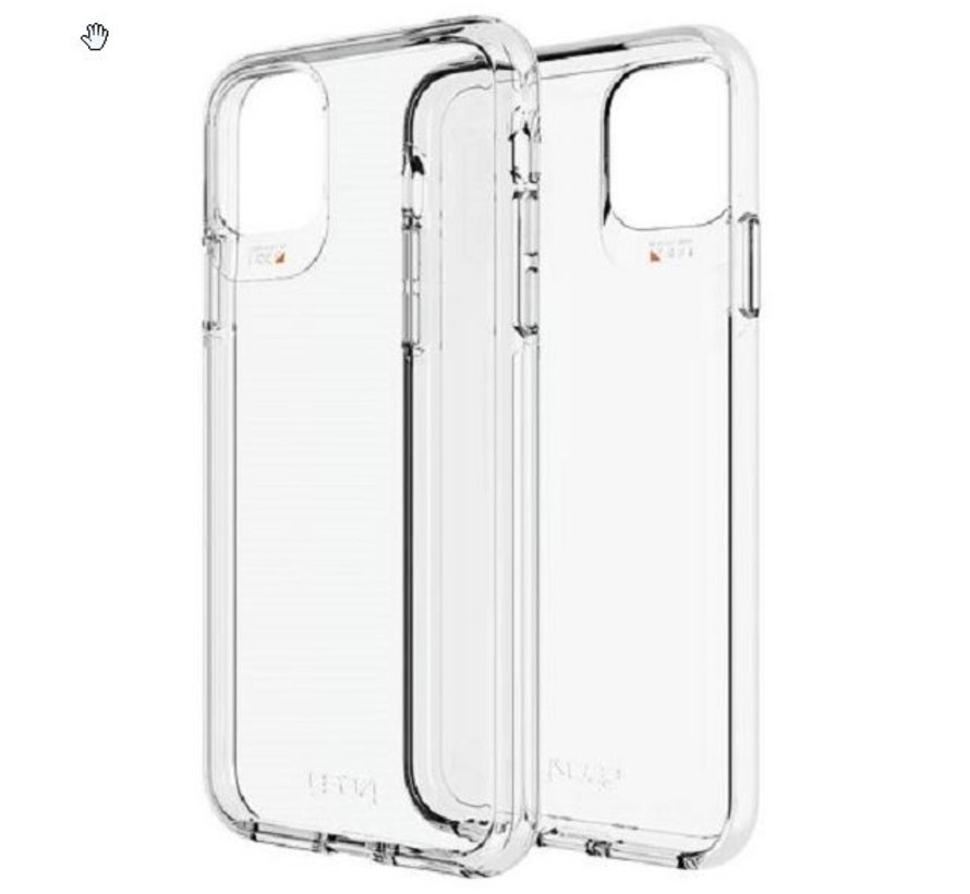 Gear4 D3O Crystal Palace iPhone 11 Pro Max Transparant