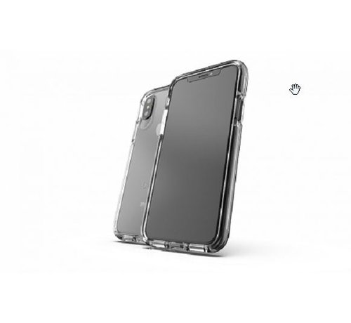 Gear4 Gear4 D3O Piccadilly Black iPhone X/XS Transparant