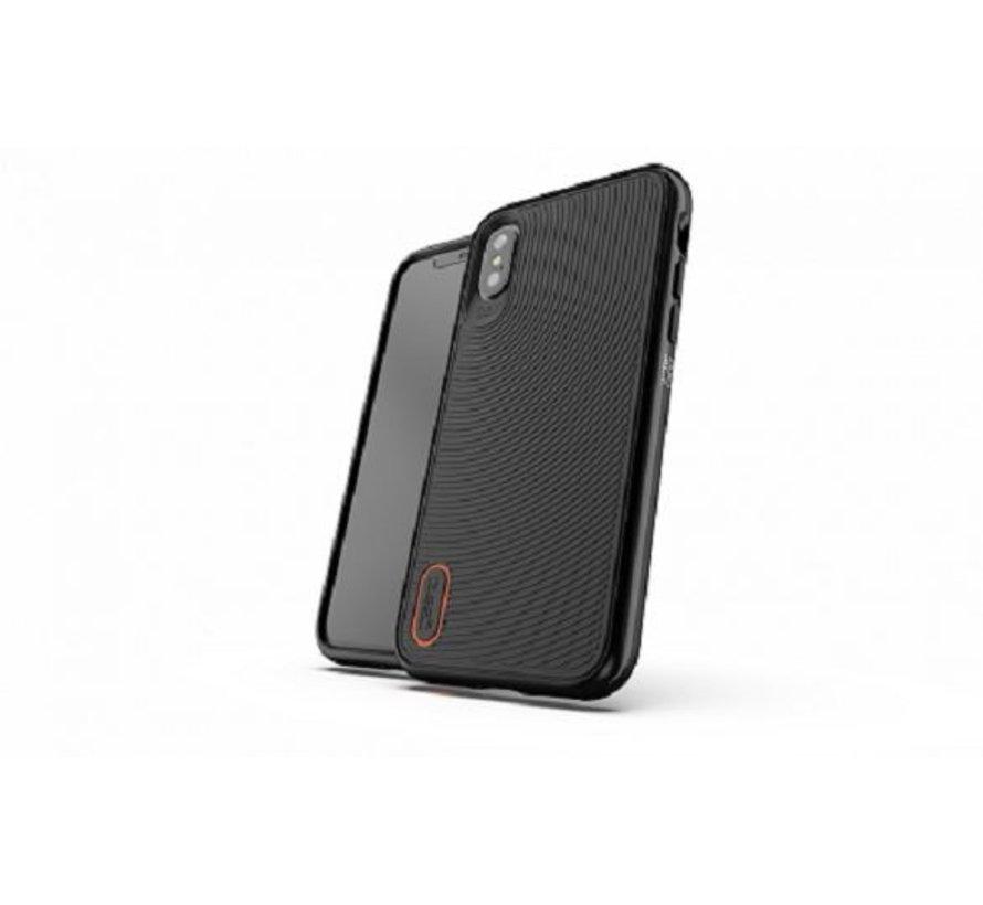 Gear4 D3O Battersea Black/Orange iPhone X/XS