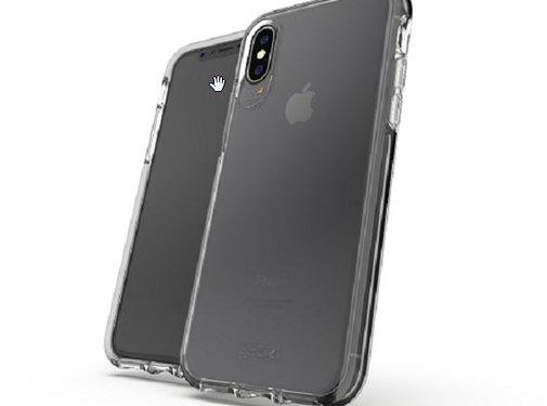 Gear4 Gear4 D3O Crystal Palace iPhone X/XS Transparant