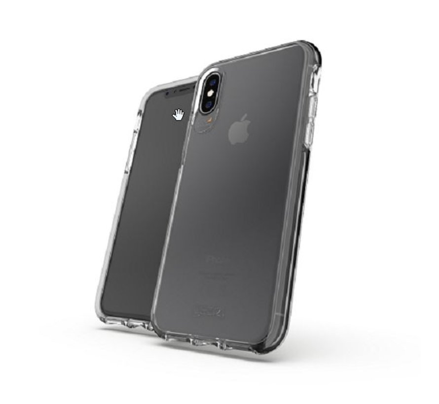 Gear4 D3O Crystal Palace iPhone X/XS Transparant