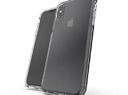 Gear4 Gear4 D3O Crystal Palace iPhone XS Max Transparant