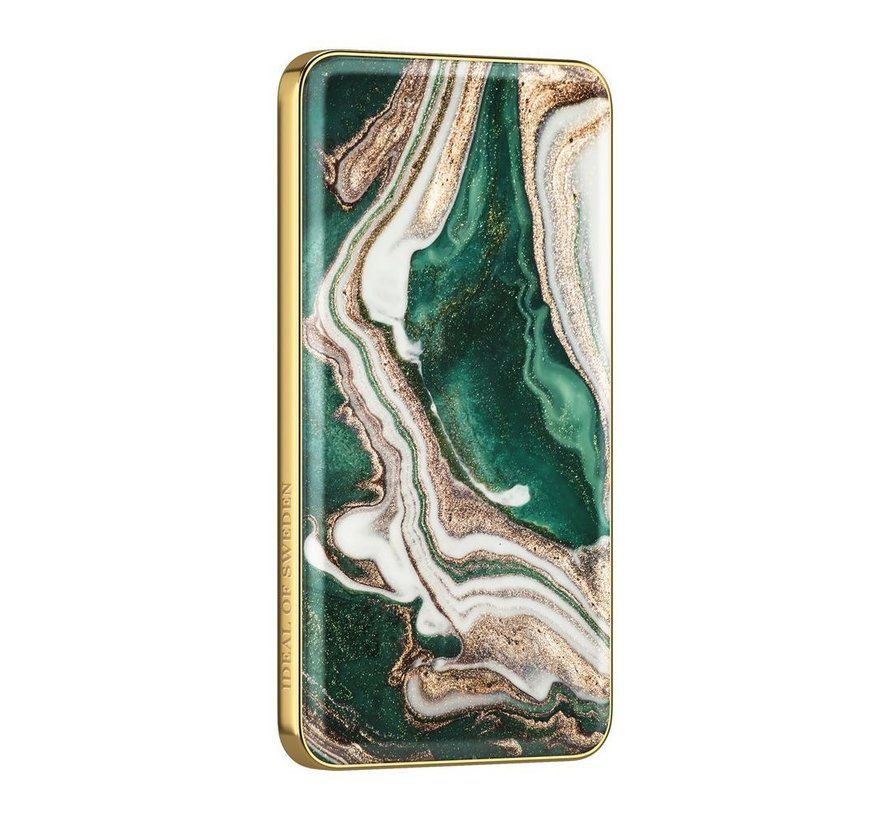 iDeal Powerbank Golden Jade Marble 5000 MAH