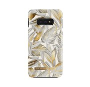iDeal of Sweden iDeal Fashion Hardcase Platinum Leaves Samsung Galaxy S10E