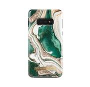iDeal of Sweden iDeal Fashion Hardcase Golden Jade Marble Samsung Galaxy S10E