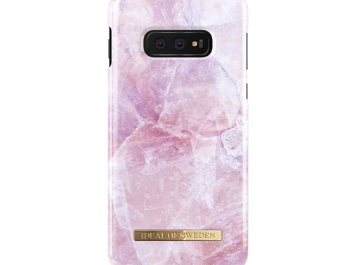 iDeal of Sweden iDeal Fashion Hardcase Pilion Pink Marble Samsung Galaxy S10E