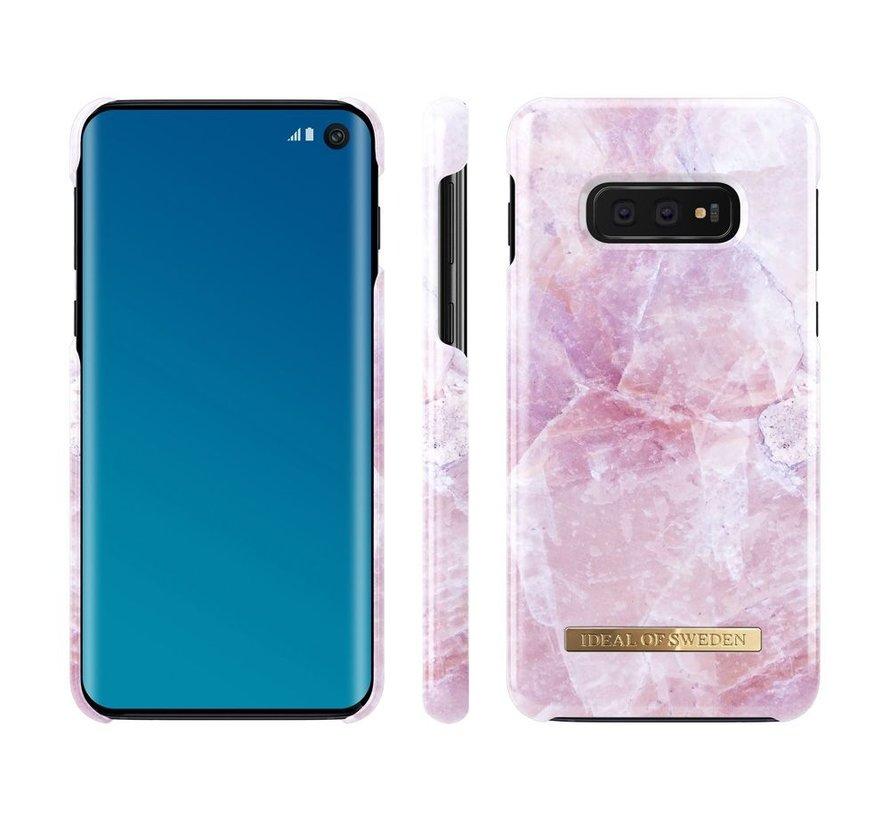 iDeal Fashion Hardcase Pilion Pink Marble Samsung Galaxy S10E