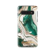iDeal of Sweden iDeal Fashion Hardcase Golden Jade Marble Samsung Galaxy S10