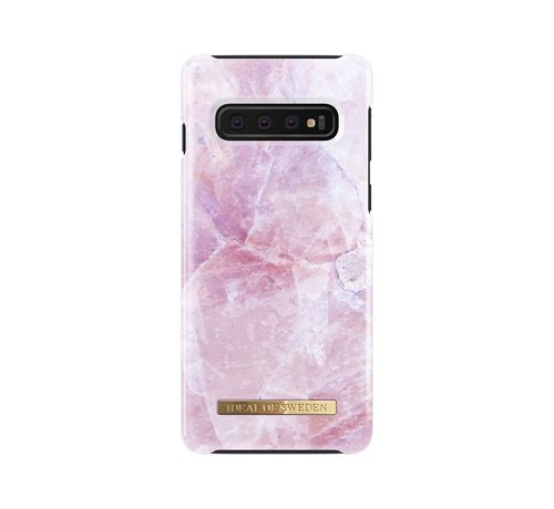 iDeal of Sweden iDeal Fashion Hardcase Pilion Pink Marble Samsung Galaxy S10