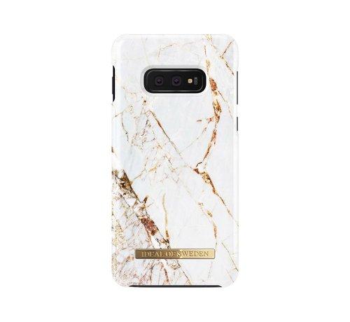 iDeal of Sweden iDeal Fashion Hardcase Carrara Gold Samsung Galaxy S10E