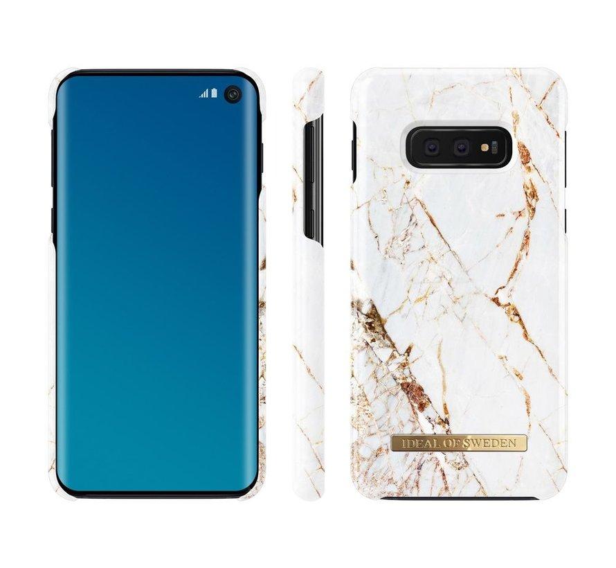 iDeal Fashion Hardcase Carrara Gold Samsung Galaxy S10E