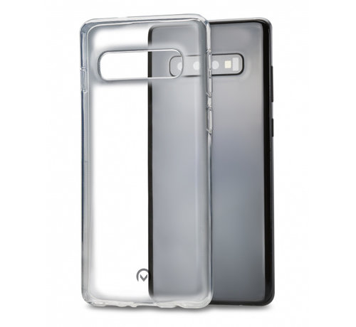 Mobilize Mobilize Siliconen Case Gelly Samsung Galaxy S10 Transparant