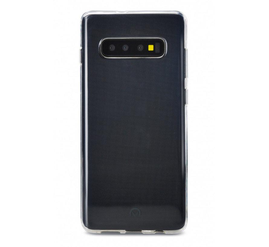 Mobilize Siliconen Case Gelly Samsung Galaxy S10 Plus Transparant