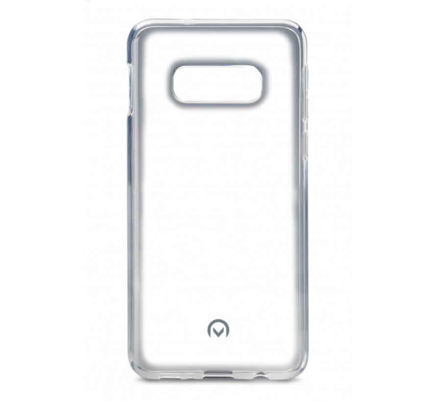 Mobilize Siliconen Case Gelly Samsung Galaxy S10E Transparant