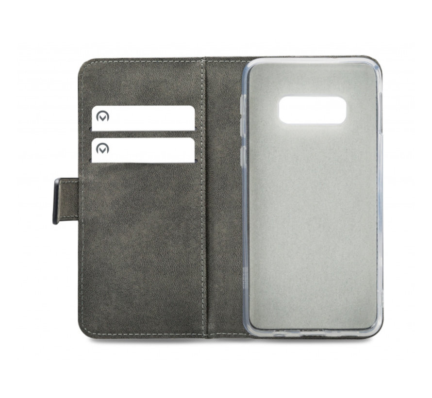Mobilize Wallet Gelly Samsung Galaxy S10E Zwart