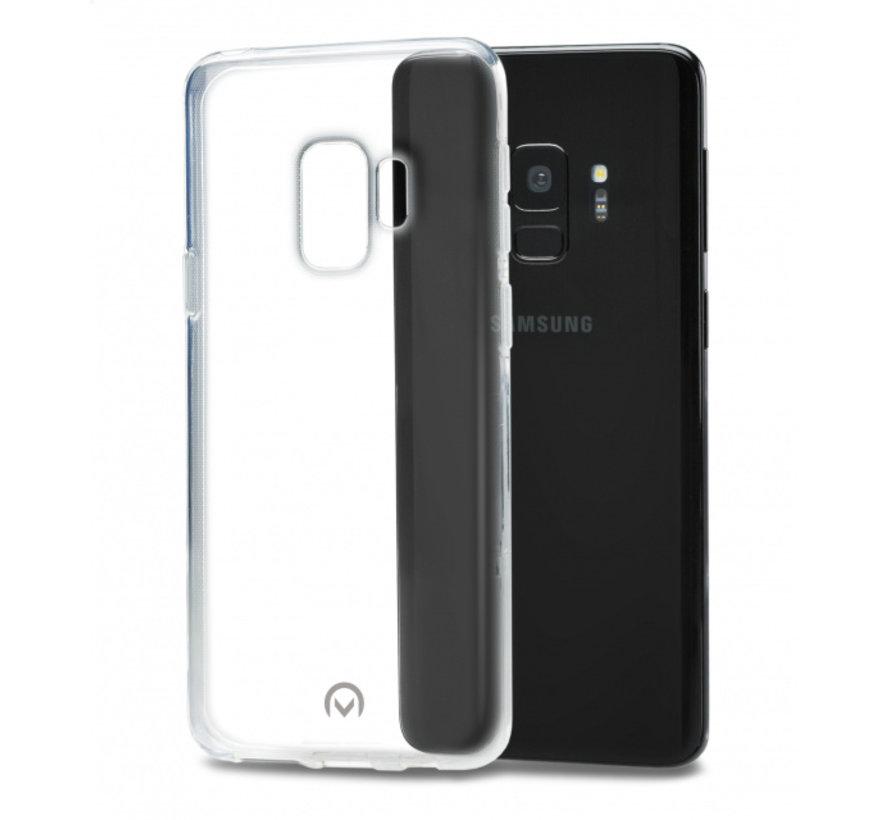 Mobilize Siliconen Case Gelly Samsung Galaxy S9 Transparant