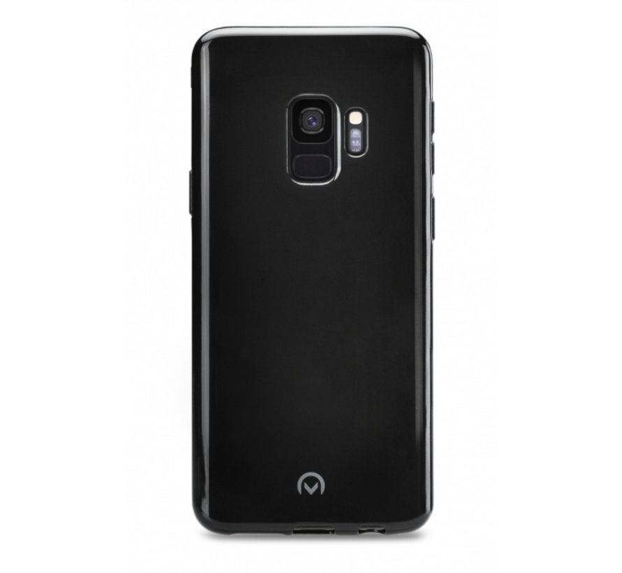 Mobilize Siliconen Case Gelly Samsung Galaxy S9 Zwart