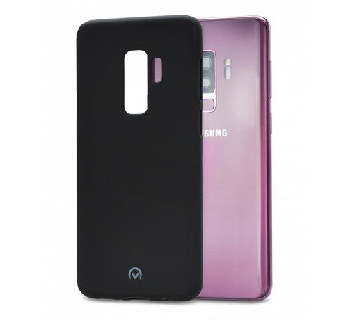 Mobilize Mobilize Siliconen Case Gelly Samsung Galaxy S9 Plus Mat Zwart