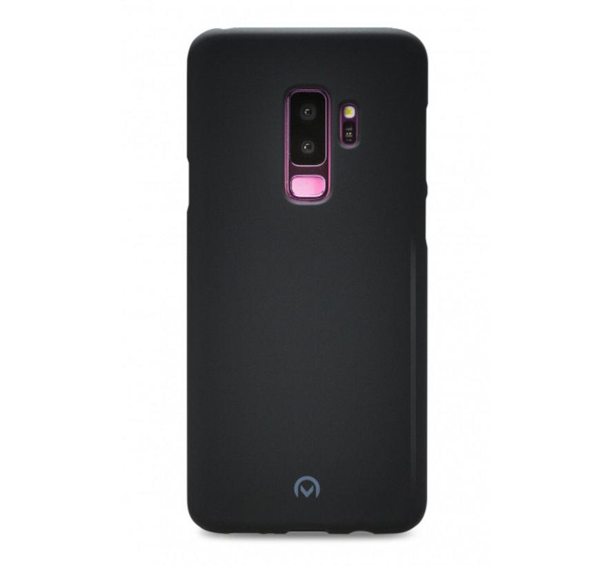 Mobilize Siliconen Case Gelly Samsung Galaxy S9 Plus Mat Zwart
