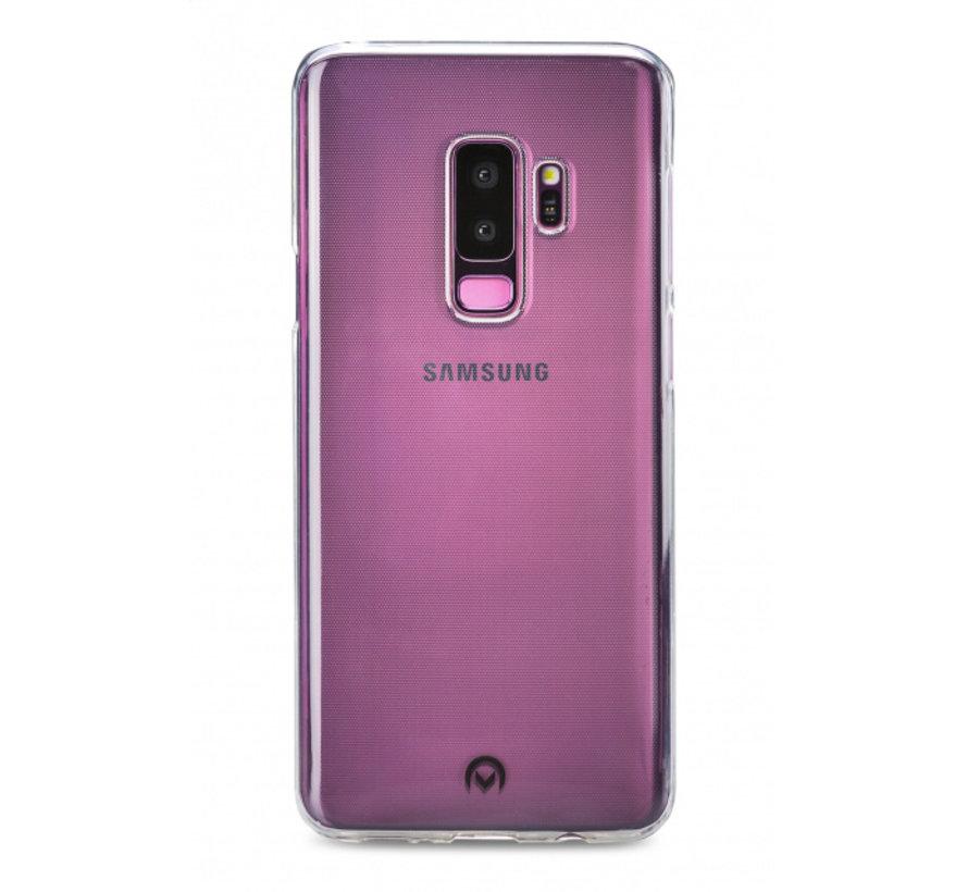 Mobilize Siliconen Case Gelly Samsung Galaxy S9 Plus Transparant