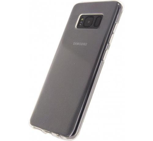 Mobilize Mobilize Siliconen Case Gelly Samsung Galaxy S8 Plus Transparant