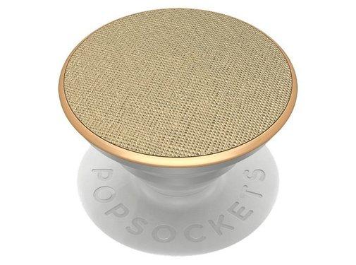 PopSockets PopSockets Houder Saffiano Gold