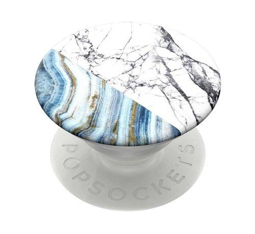 PopSockets PopSockets Houder Aegean Marble Popgrip