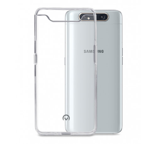 Mobilize Mobilize Siliconen Case Gelly Samsung Galaxy A80 Transparant