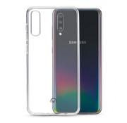 Mobilize Mobilize Siliconen Case Gelly Samsung Galaxy A70 Transparant