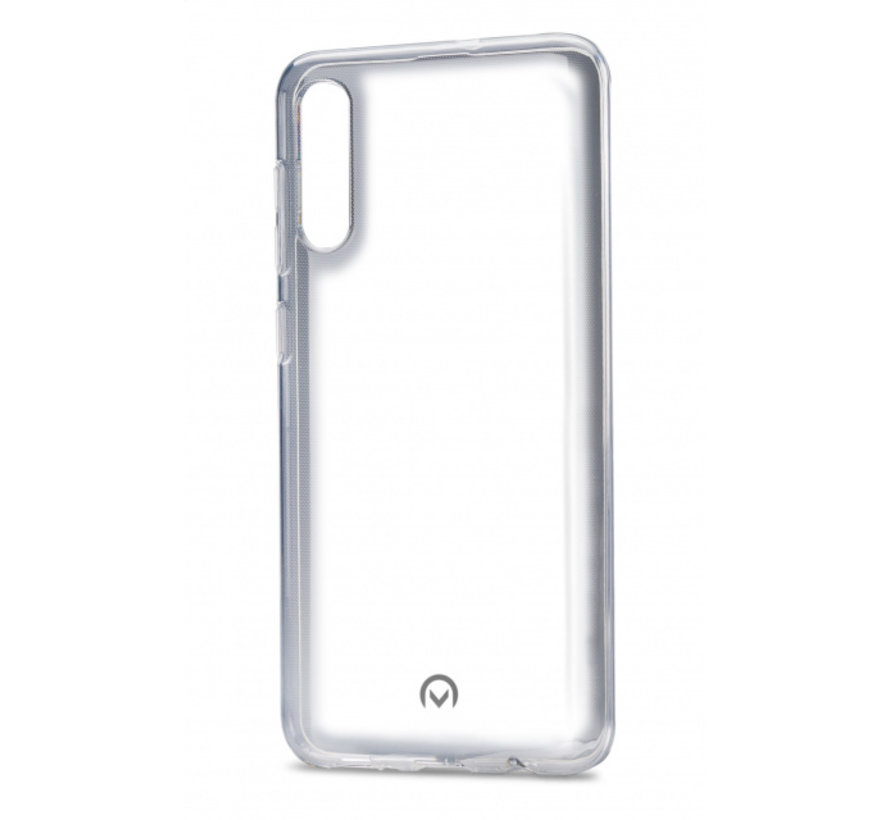 Mobilize Siliconen Case Gelly Samsung Galaxy A50 Transparant