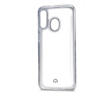 Mobilize Mobilize Siliconen Case Gelly Samsung Galaxy A40 Transparant