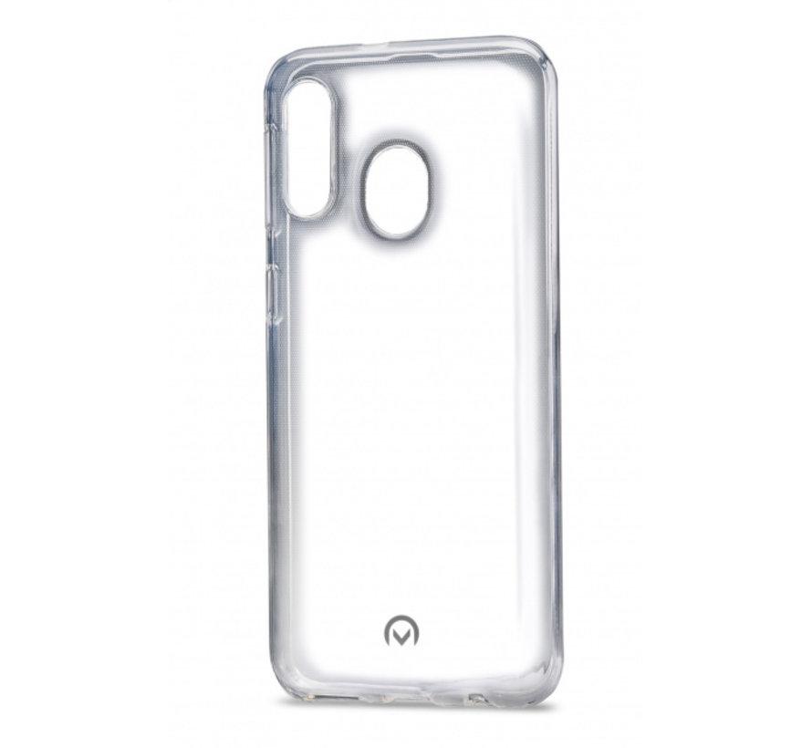 Mobilize Siliconen Case Gelly Samsung Galaxy A40 Transparant
