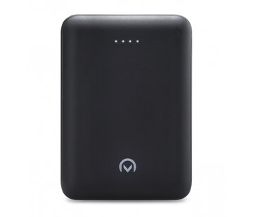 Mobilize Mobilize Mini Power Bank 10000 mAh Zwart