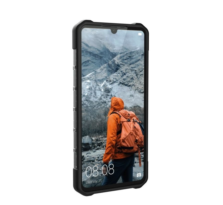 UAG Hardcase Plasma Ash Clear Huawei P30