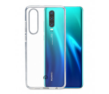 Mobilize Mobilize Siliconen Case Gelly Huawei P30 Transparant