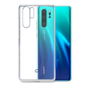 Mobilize Mobilize Siliconen Case Gelly Huawei P30 Pro Transparant