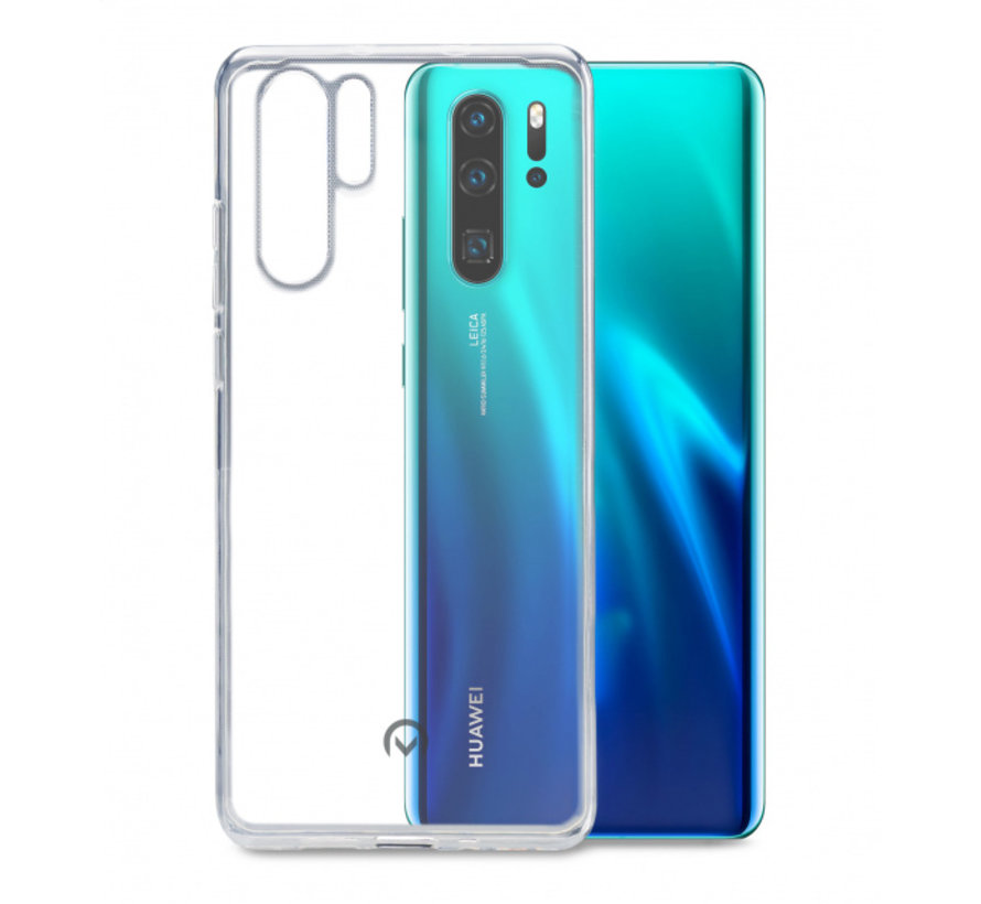 Mobilize Siliconen Case Gelly Huawei P30 Pro Transparant