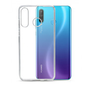 Mobilize Mobilize Siliconen Case Gelly Huawei P30 Lite Transparant