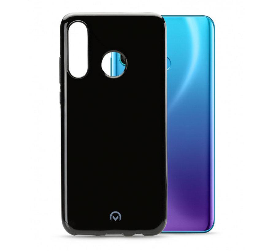 Mobilize Siliconen Case Gelly Huawei P30 Lite Zwart