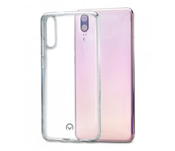 Mobilize Mobilize Siliconen Case Gelly Huawei P20 Transparant