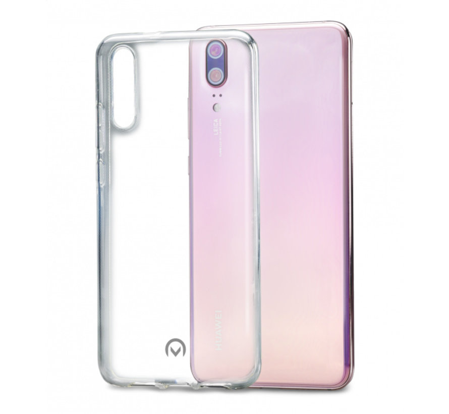 Mobilize Siliconen Case Gelly Huawei P20 Transparant