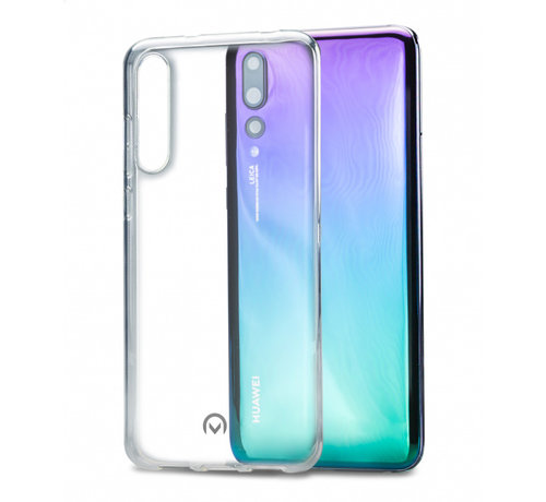 Mobilize Mobilize Siliconen Case Gelly Huawei P20 Pro Transparant