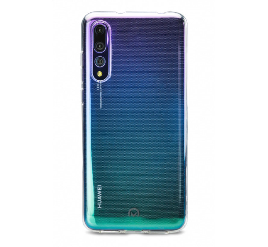 Mobilize Siliconen Case Gelly Huawei P20 Pro Transparant